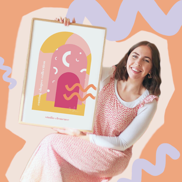 Get to Know the Artist: Studio Clemence