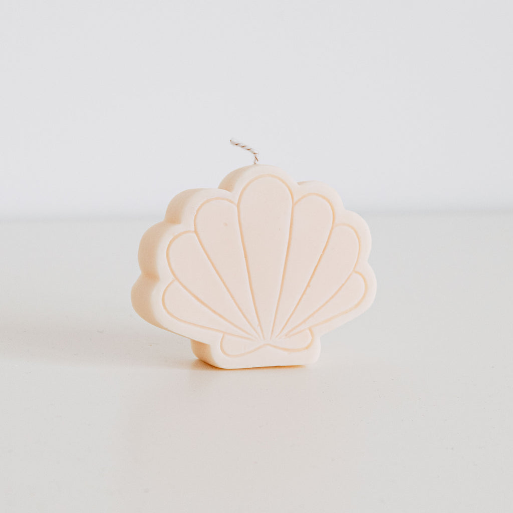 Shell Candle - Coconut and Mango