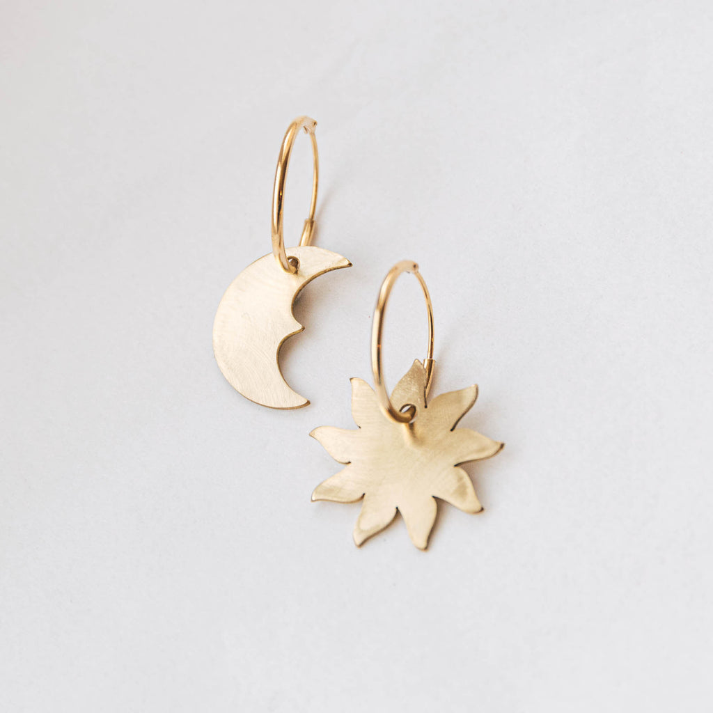 Rise & Shine Hoop Earrings - Mix & Match