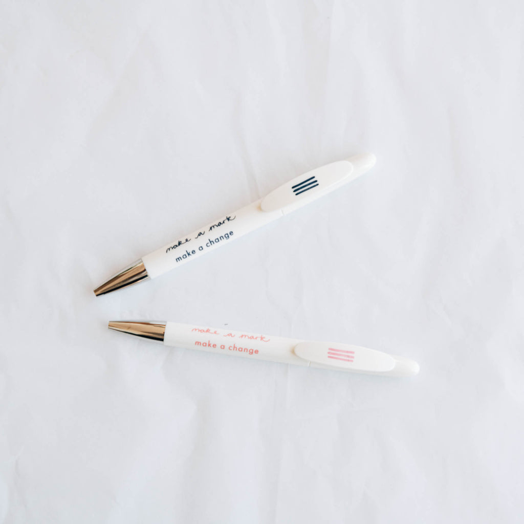 Recycled Pens - Set of 2