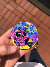 Planet Shrooms Sticker - Branded Vinyl