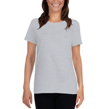 Women's short sleeve t-shirt - Branded Vinyl