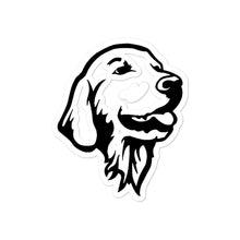 Golden Retriever Sticker - Branded Vinyl