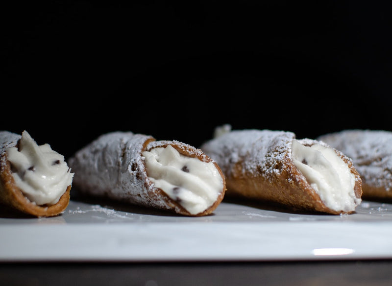 Italian Supermarket - Cannoli Recipe