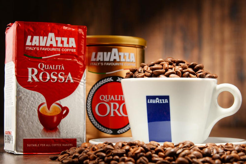 Cooking With Italian Lavazza Ground Espresso - 3 Recipes for Caffeine Addicts