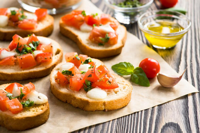 Top Three Traditional Italian Appetizers Recipes You Can Try At Home