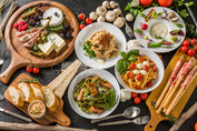 Seven Top Ingredients in Authentic Italian Food