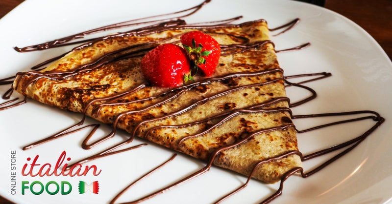 Nutella Sweet Crepes
