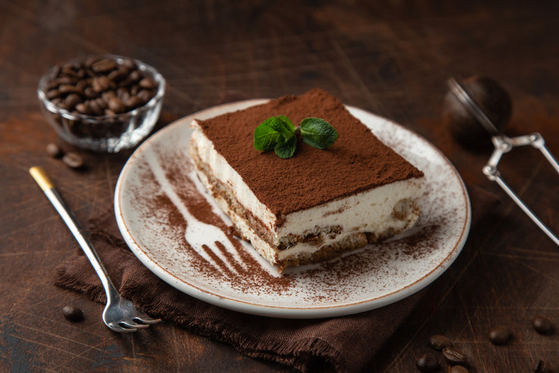 Italian Tiramisu with Pavesini Cookies