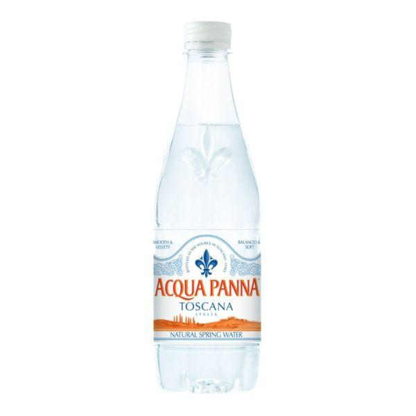 Acqua Panna Premium Still Water - Case of 6 Bottles x 16.9 oz