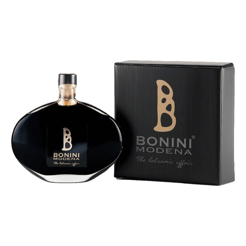"Balsamic Vinegar ""Affinato"" from Barrels aged (at least) 12 Years by Bonini - 3.38 fl oz"