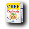 Besciamella Sauce UHT | Bechamel (200 ml) by Chef - 6.7 fl oz