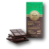 Extra Dark Chocolate Block 75% Cocoa (185 grams) by Perugina - 6.52 oz
