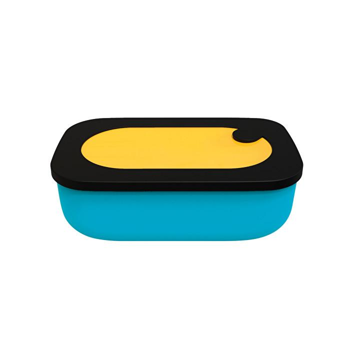 "Lunchbox with Case ""Store&Go"" (Plenty Colors available) by Guzzini"