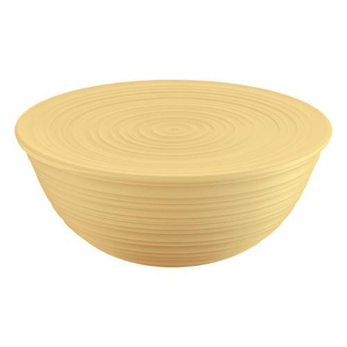 "L Bowl with Lid ""Tierra"" (Plenty Colors available) Ø25 by Guzzini"