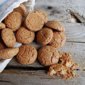 Amaretti Cookies Macaroons by Balocco - 7.05 oz.