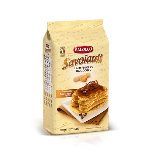 Wafers Bulk with Vanilla Milk Cream by Balocco (30 pieces) -  2.97 lb