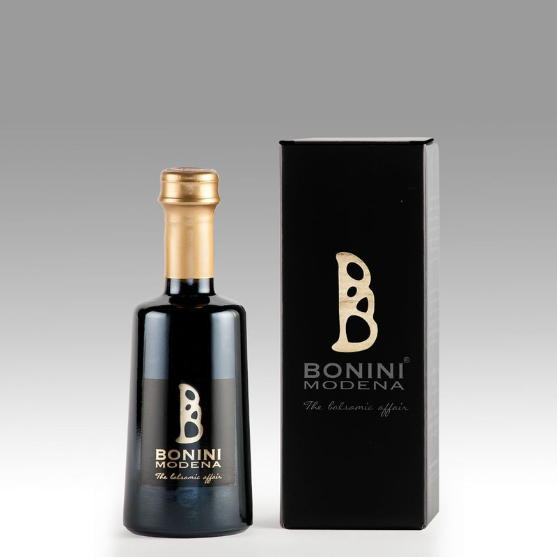 "Balsamic Vinegar ""Gustoso"" from Barrels aged (at least) 8 Years by Bonini - 8.45 fl oz"