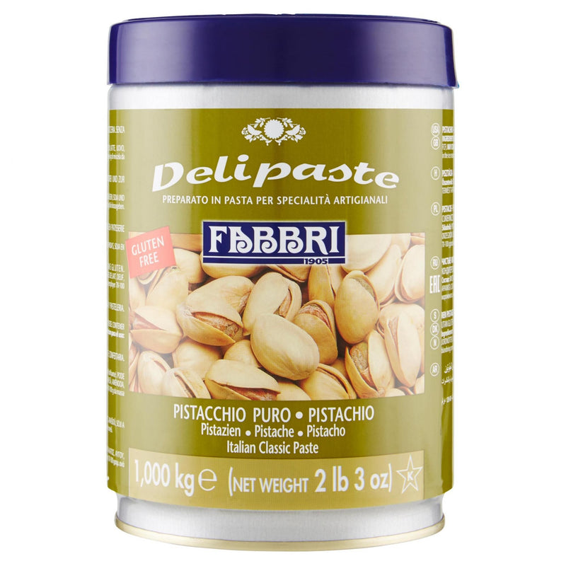 Mango Paste for Italian Gelato & Ice Cream by Fabbri - 3.3 lb