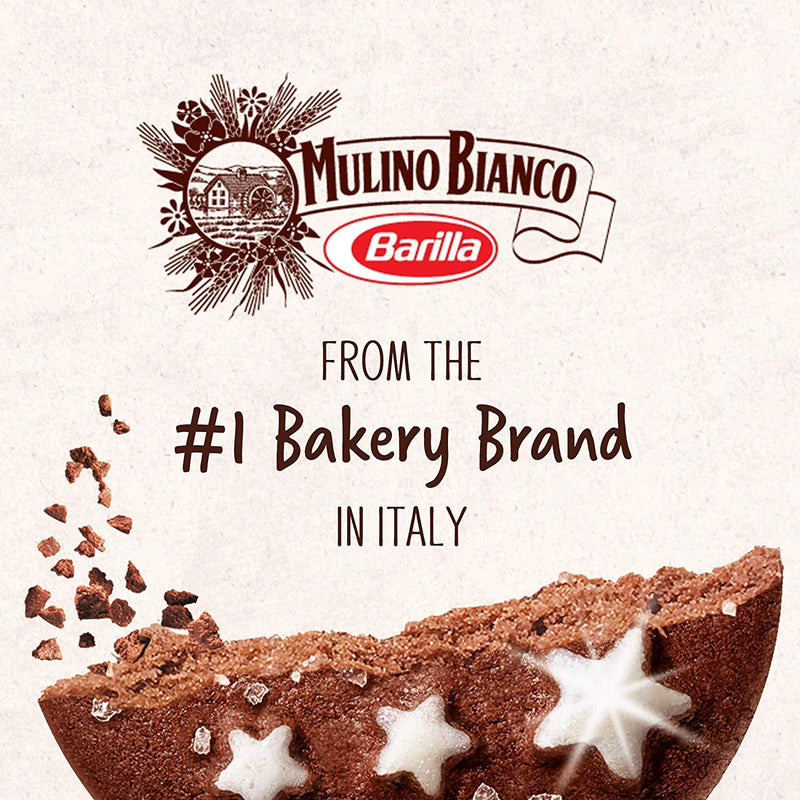 Pan di Stelle Cream | Cocoa & Hazelnut Spread by Mulino Bianco - 11.6 oz
