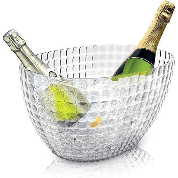"Ice Bucket ""Tiffany"" Collection by Guzzini"