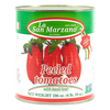 Whole Plum Peeled Tomatoes with Basil Leaf by La San Marzano - 6.6 lb