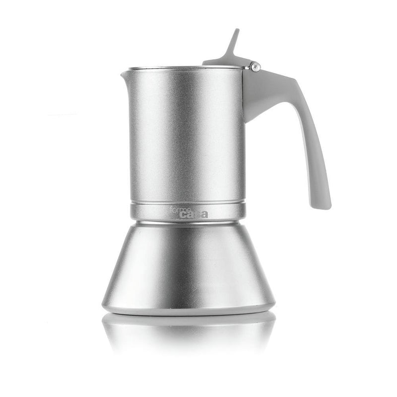 "Coffee Maker 3 Cups INduction ""Aroma"" Gray Color by Guzzini"
