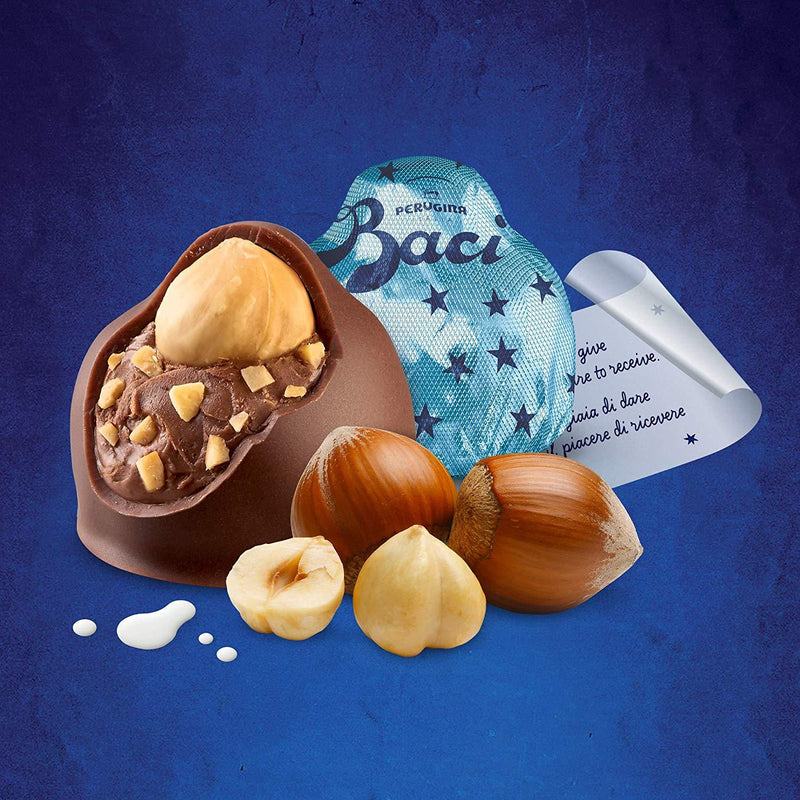 Baci Original Milk Chocolate by Perugina - 5 oz.
