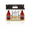 Cherry Tomato Sauce and Pasta Gift Set by Agromonte | 3 pieces