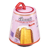 Small Classic Pandoro Oven Baked Cake by Bauli - 3.5 oz