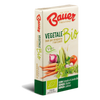 Organic Vegetable Stock Cubes (6 cubes) by Bauer - 2.11 oz