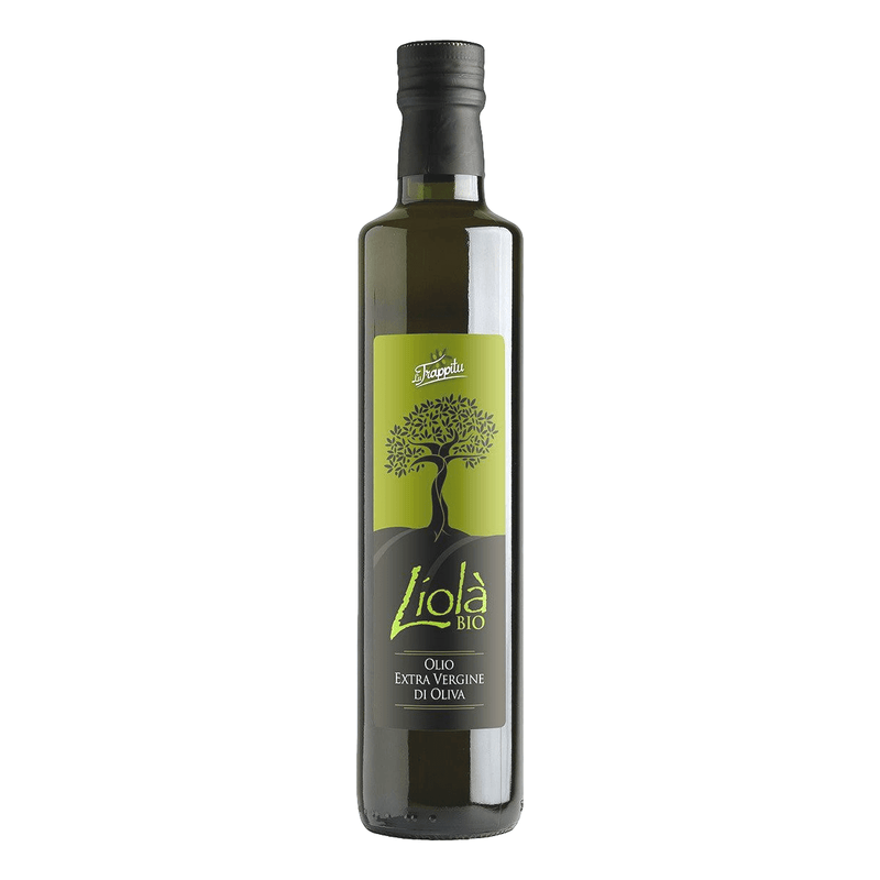 Organic Extra Virgin Olive Oil 100% Italian by Lu Trappitu - 16.9 fl oz