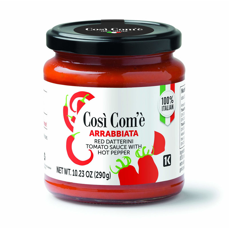 Barbecue BBQ Sauce 100% Italian Tomatoes (300 grams) by Così Com'è - 10.58 oz