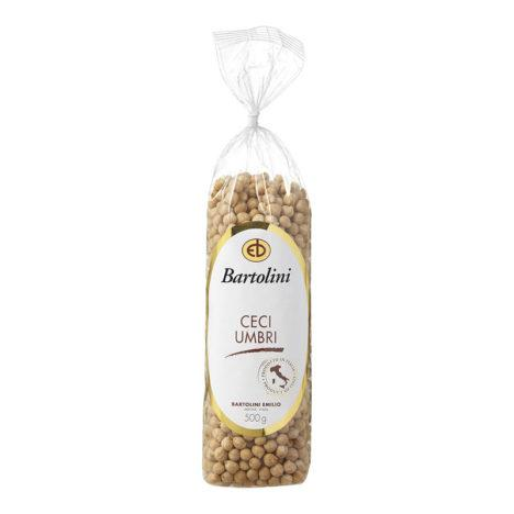 Prized Italian Umbrian Chickpeas by Bartolini - 1.1 lb