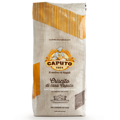 Criscito Dried Ancient Mother Yeast from Wheat Only by Caputo - 2.2 lb.