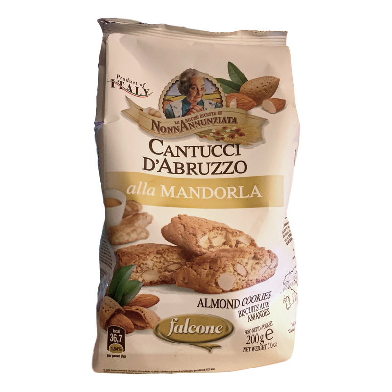 Cantucci Almonds Cookies by Falcone - 7 oz