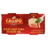 Solid Light Tuna Fish in Olive Oil by Callipo - 60 0z
