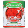 Crushed Tomatoes with Basil Leaf from Italy by La San Marzano - 28 oz
