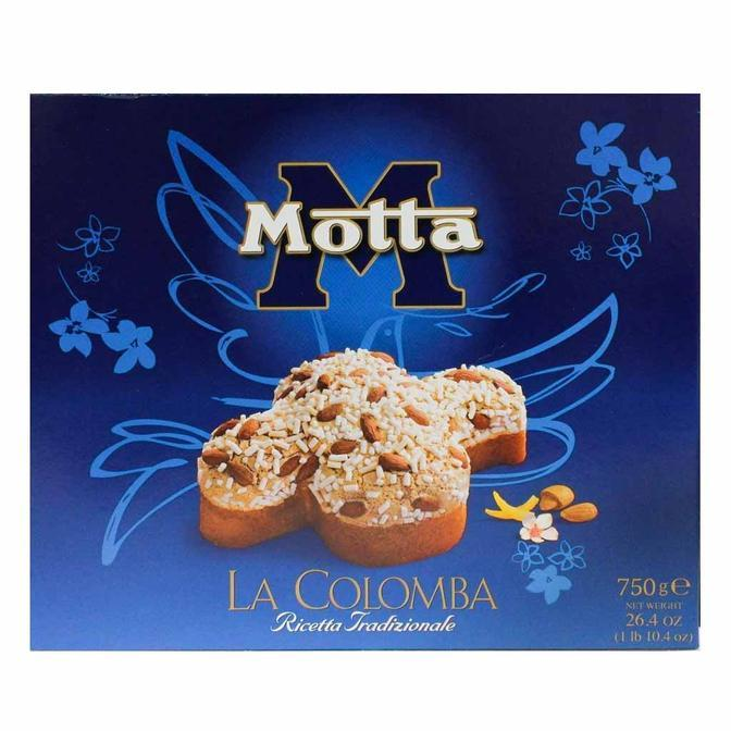 Traditional Italian Colomba Cake by Motta - 26.4 oz