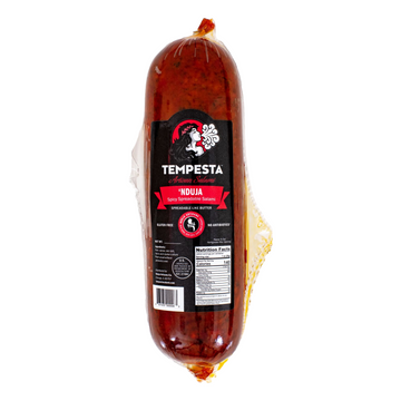 Nduja Fresh Spread Salami by Tempesta - 1.2 lb