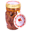 Anchovies in Olive Oil with Dried Tomatoes Jar by Savini - 2.82 oz.