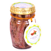 Anchovies in Olive Oil with Garlic & Parsley Jar by Savini - 2.82 oz
