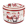 Panettone Italian Oven Baked Cake (20% OFF) | Christmas Tin Assorted by Il Vecchio Forno - 26.4 oz