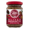 Rustic Bruschetta Cream with Olives by Polli - 4.9 oz