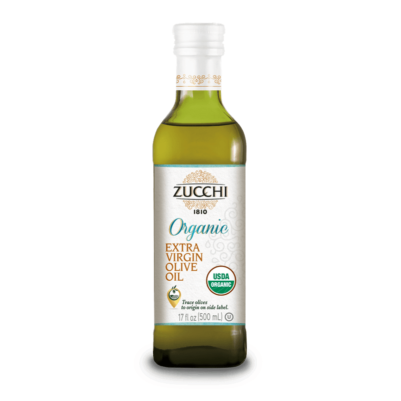 Organic Extra Virgin Olive by Zucchi - 17 fl oz