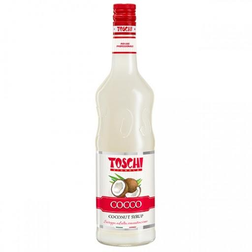Coconut Syrup by Toschi (1 Liter) - 33.8 fl oz