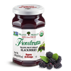 Organic Fruit Spread Blackberry Jam by Rigoni di Asiago - 8.82 oz