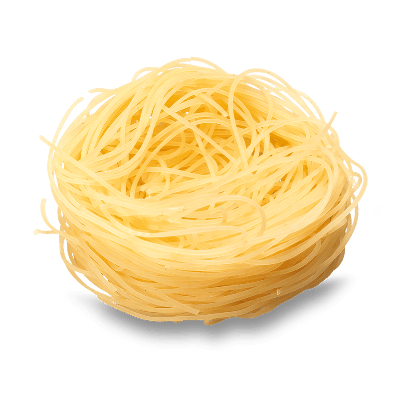 Angel Hair Nests Pasta from Italy by De Cecco no. 209 - 8.8 oz