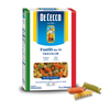 Fusilli Tricolor Pasta from Italy by De Cecco no. 34 - 12 oz