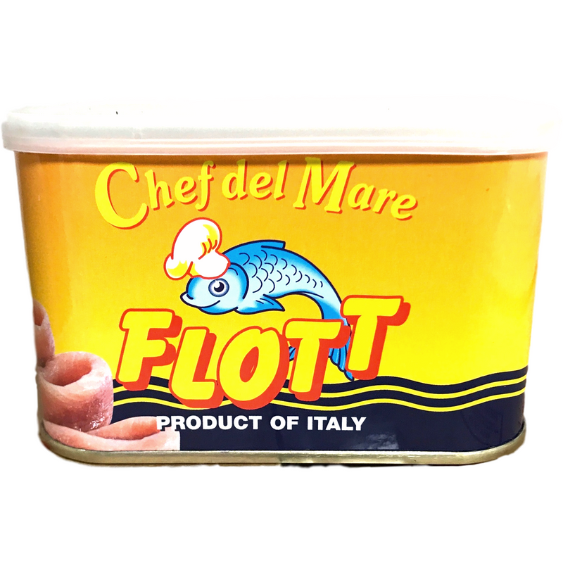 Anchovies Fillets by Flott - 28 oz. - Italian Food Online Store